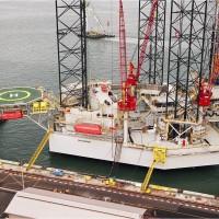 5 - Oil Platform